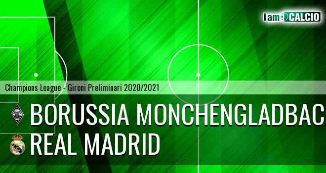 Borussia Monchengladbach - Real Madrid
