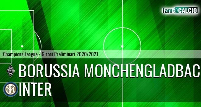 Borussia Monchengladbach - Inter