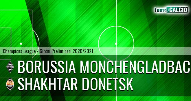Borussia Monchengladbach - Shakhtar Donetsk