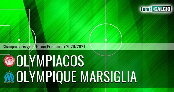 Olympiacos - Olympique Marsiglia