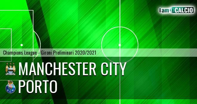 Manchester City - Porto
