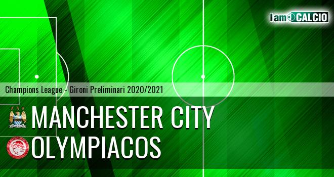 Manchester City - Olympiacos
