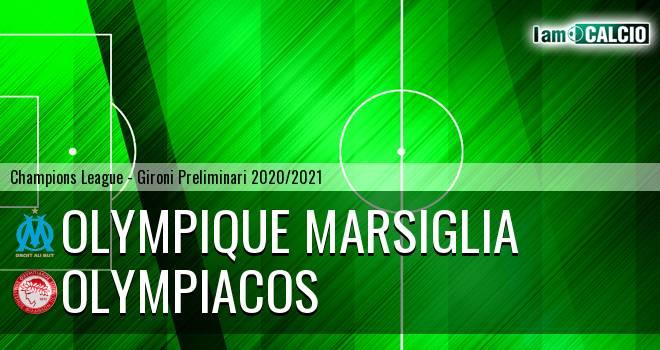 Olympique Marsiglia - Olympiacos