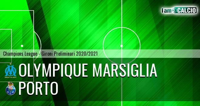 Olympique Marsiglia - Porto