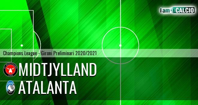 Midtjylland - Atalanta