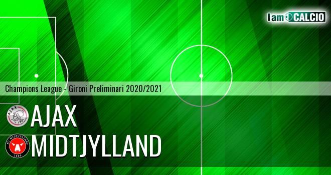 Ajax - Midtjylland