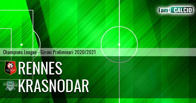 Rennes - Krasnodar