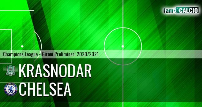 Krasnodar - Chelsea