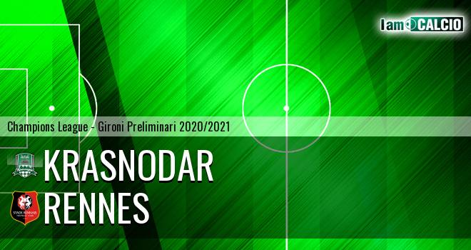 Krasnodar - Rennes