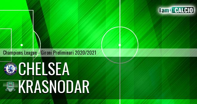 Chelsea - Krasnodar