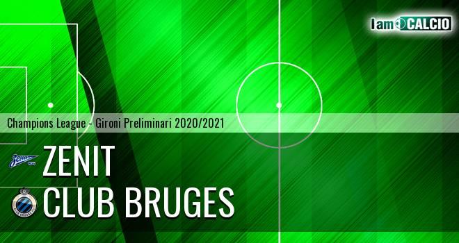 Zenit - Club Bruges