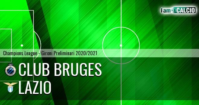 Club Bruges - Lazio