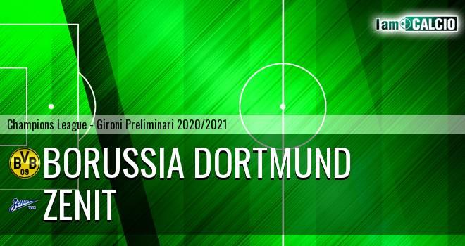 Borussia Dortmund - Zenit