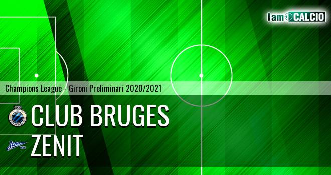 Club Bruges - Zenit