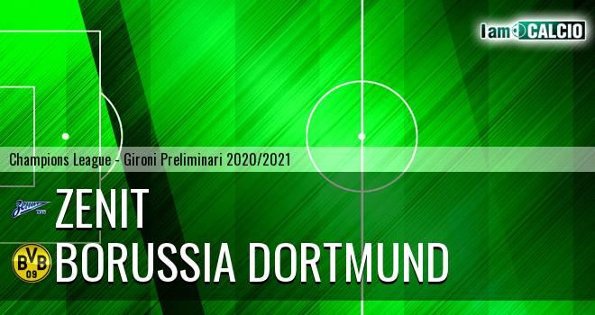 Zenit - Borussia Dortmund