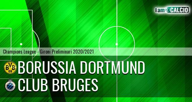 Borussia Dortmund - Club Bruges