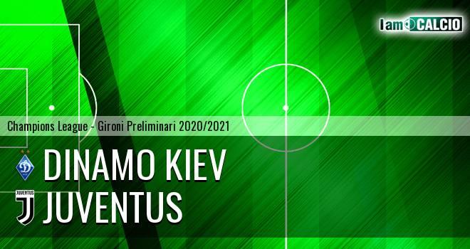 Dinamo Kiev - Juventus