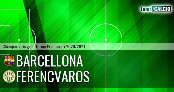 Barcellona - Ferencvaros