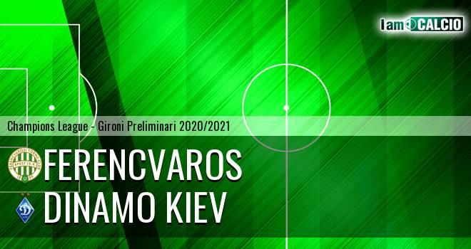 Ferencvaros - Dinamo Kiev