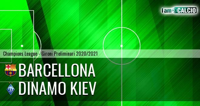Barcellona - Dinamo Kiev