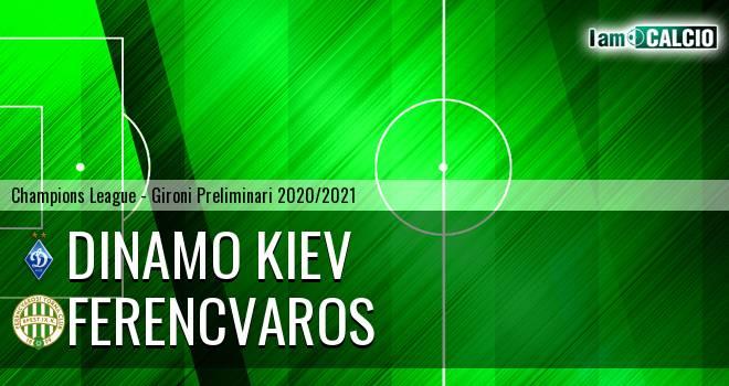 Dinamo Kiev - Ferencvaros