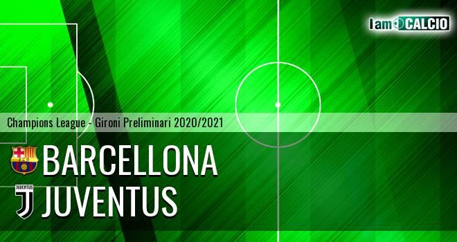 Barcellona - Juventus
