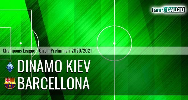 Dinamo Kiev - Barcellona
