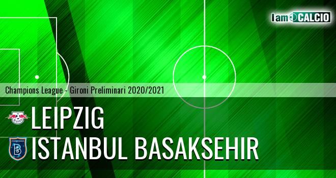 Leipzig - Istanbul Basaksehir