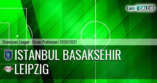 Istanbul Basaksehir - Leipzig