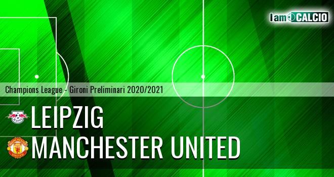 Leipzig - Manchester United
