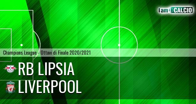 RB Lipsia - Liverpool