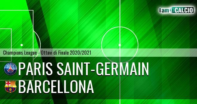 Paris Saint-Germain - Barcellona