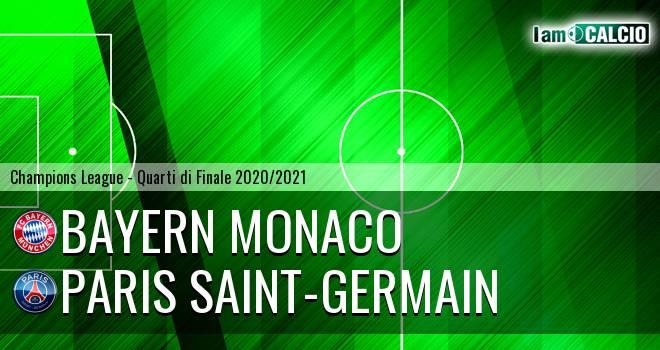 Bayern Monaco - Paris Saint-Germain