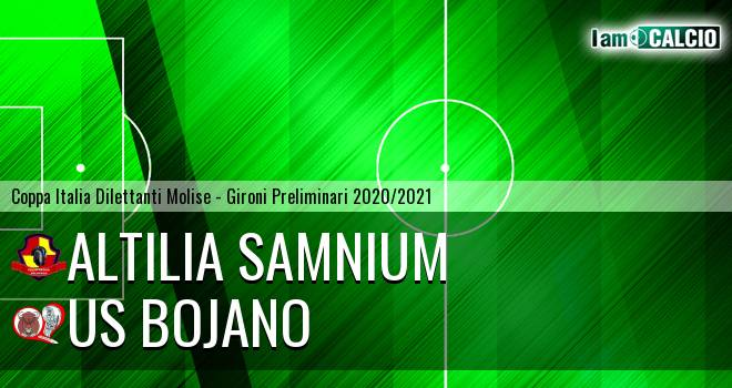 Altilia Samnium - US Bojano