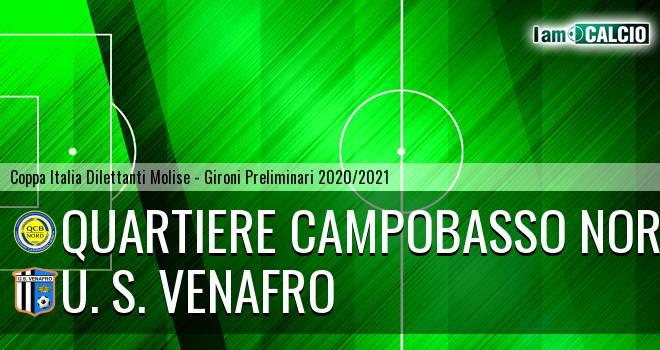 Quartiere Campobasso Nord - U. S. Venafro