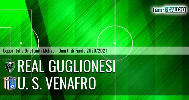 Real Guglionesi - U. S. Venafro