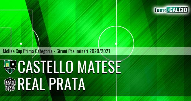 Castello Matese - Real Prata