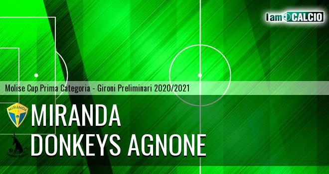 Miranda - Donkeys Agnone