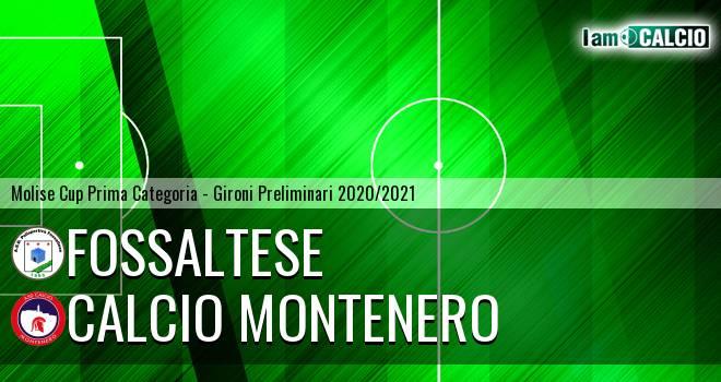 Fossaltese - Calcio Montenero
