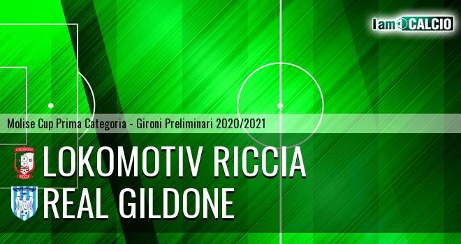 Lokomotiv Riccia - Real Gildone