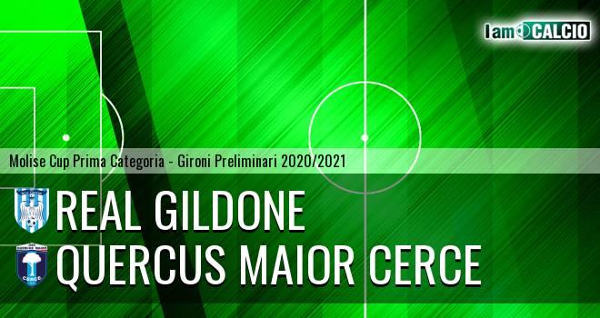 Real Gildone - Quercus Maior Cerce