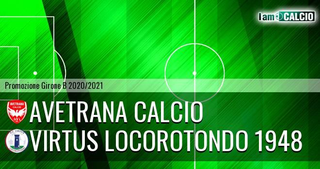 Avetrana Calcio - Virtus Locorotondo 1948