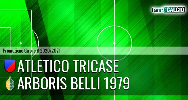 Atletico Tricase - Arboris Belli 1979