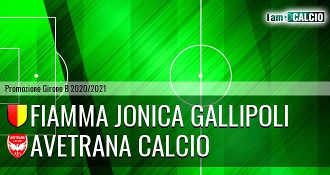 Fiamma Jonica Gallipoli - Avetrana Calcio