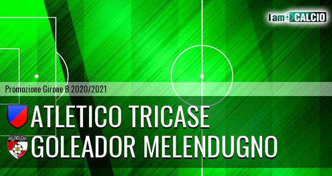 Atletico Tricase - Goleador Melendugno