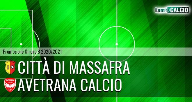 Città di Massafra - Avetrana Calcio