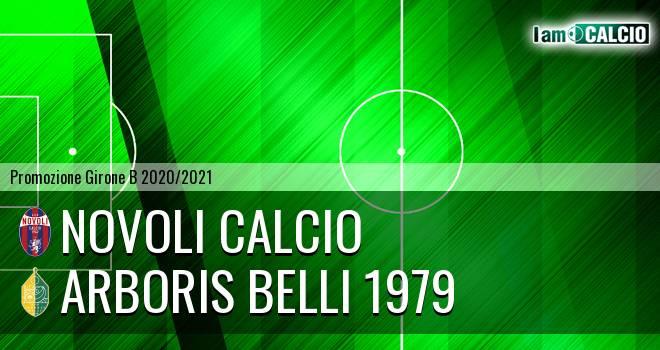 Novoli Calcio - Arboris Belli 1979