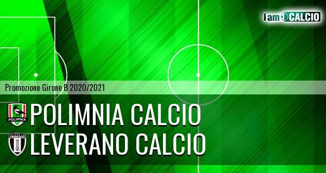 Polimnia Calcio - Leverano Calcio