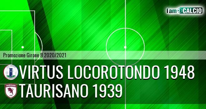 Virtus Locorotondo 1948 - Taurisano 1939