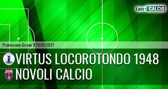 Virtus Locorotondo 1948 - Novoli Calcio